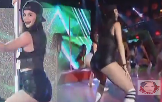 Anne Curtis twerking video 2
