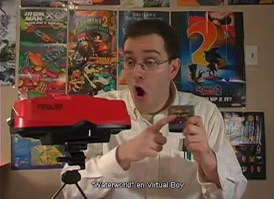 virtual boy de nintendo y water world