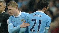 Manchester City vs Swansea City 2-1 Video Gol & Highlights