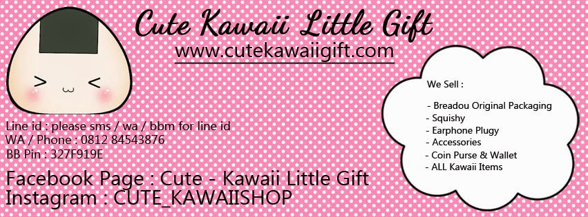 Cute Kawaii Little Gift