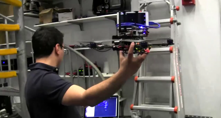 Googles Project Tango copter
