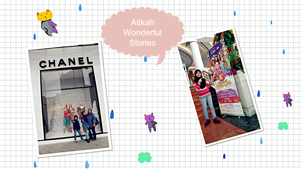 Atikah wonderful Stories