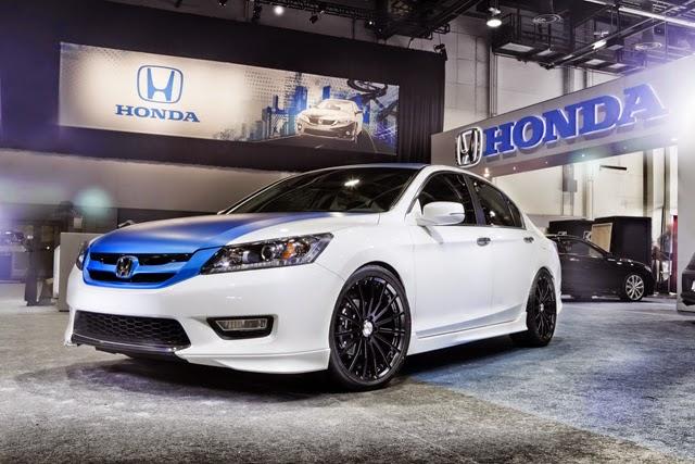 Modifikasi Honda Accord 2013