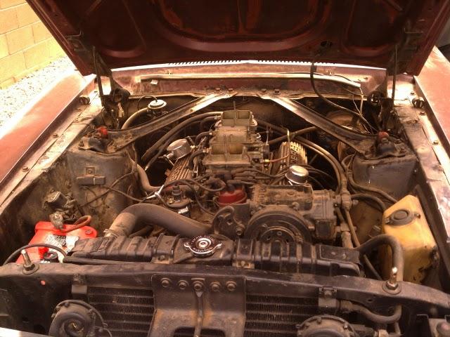 1967 Mustang Fastback 289 V8