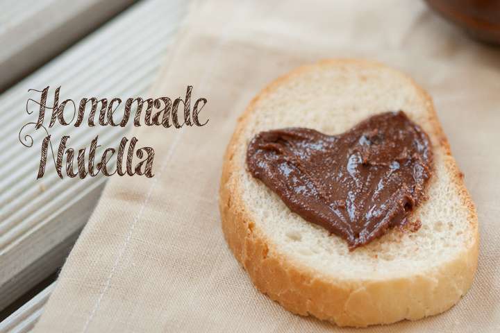 HOMEMADE NUTELLA | 79 ideas