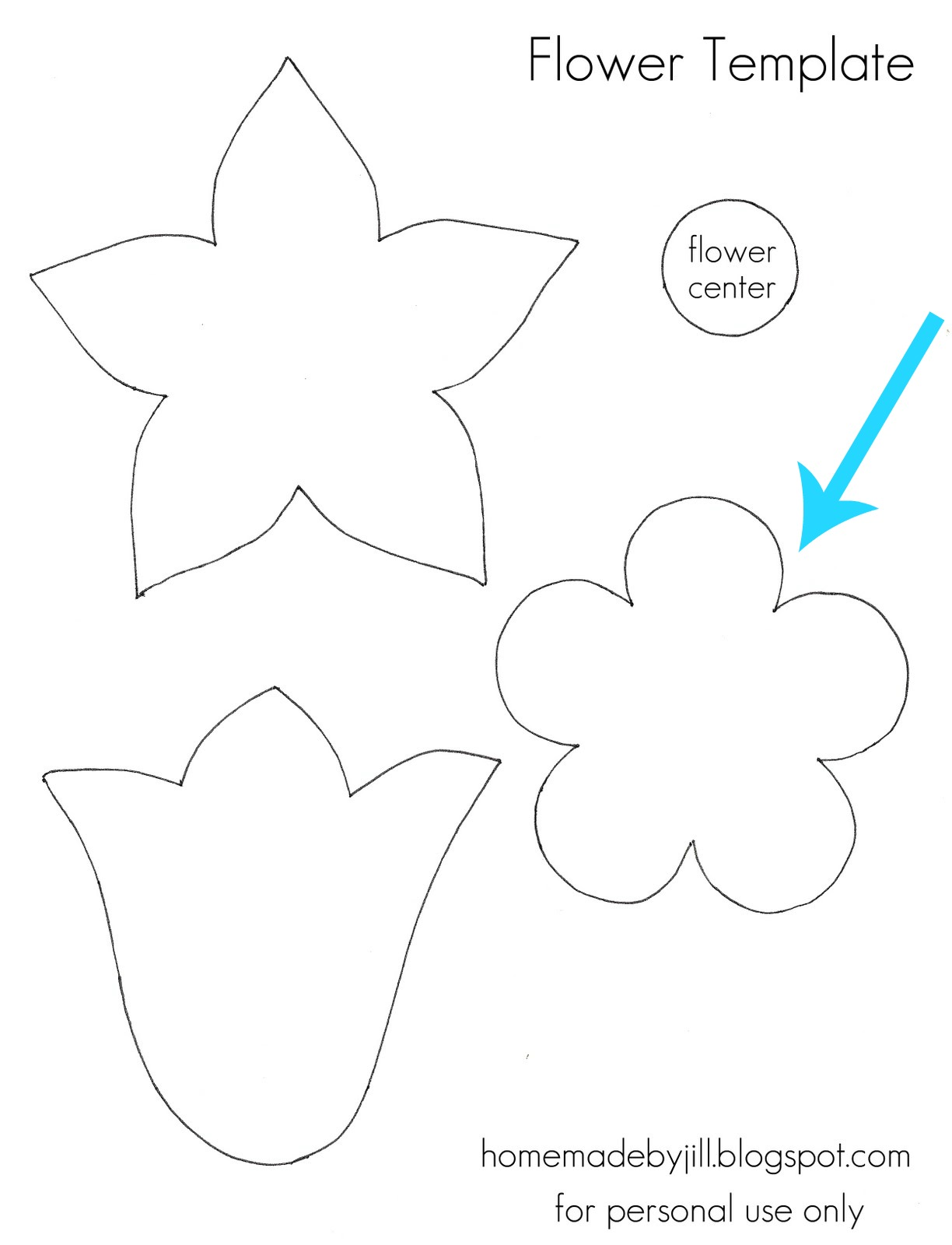 Goseekit web lsm05 for Paper cut out templates flowers