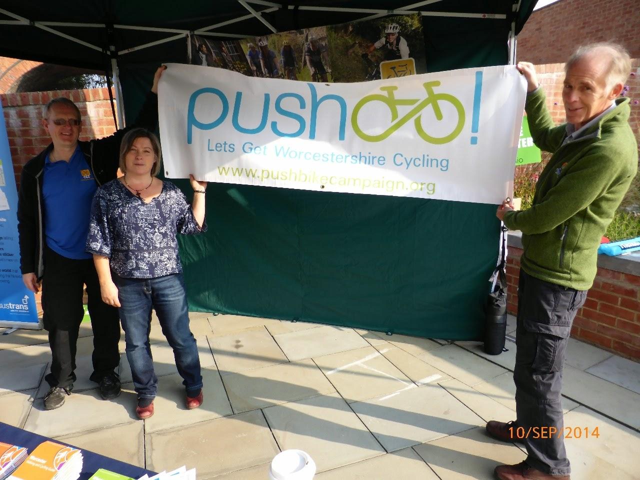 Push Bike!