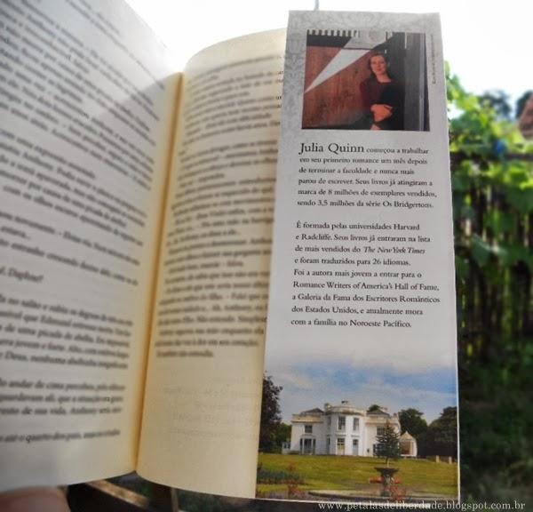 Série Família Bridgerton, livro, O Duque e Eu, Julia Quinn, romance, editora Arqueiro, resenha, trechos