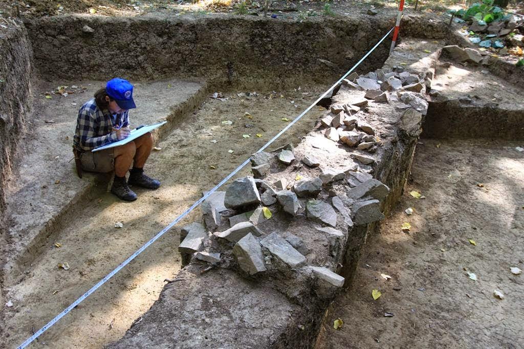 Θράκη αρχαίος οικισμός
