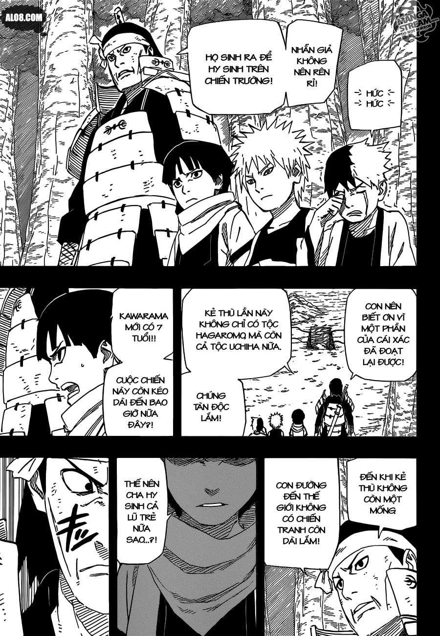 Naruto chap 622 Trang 7 - Mangak.info