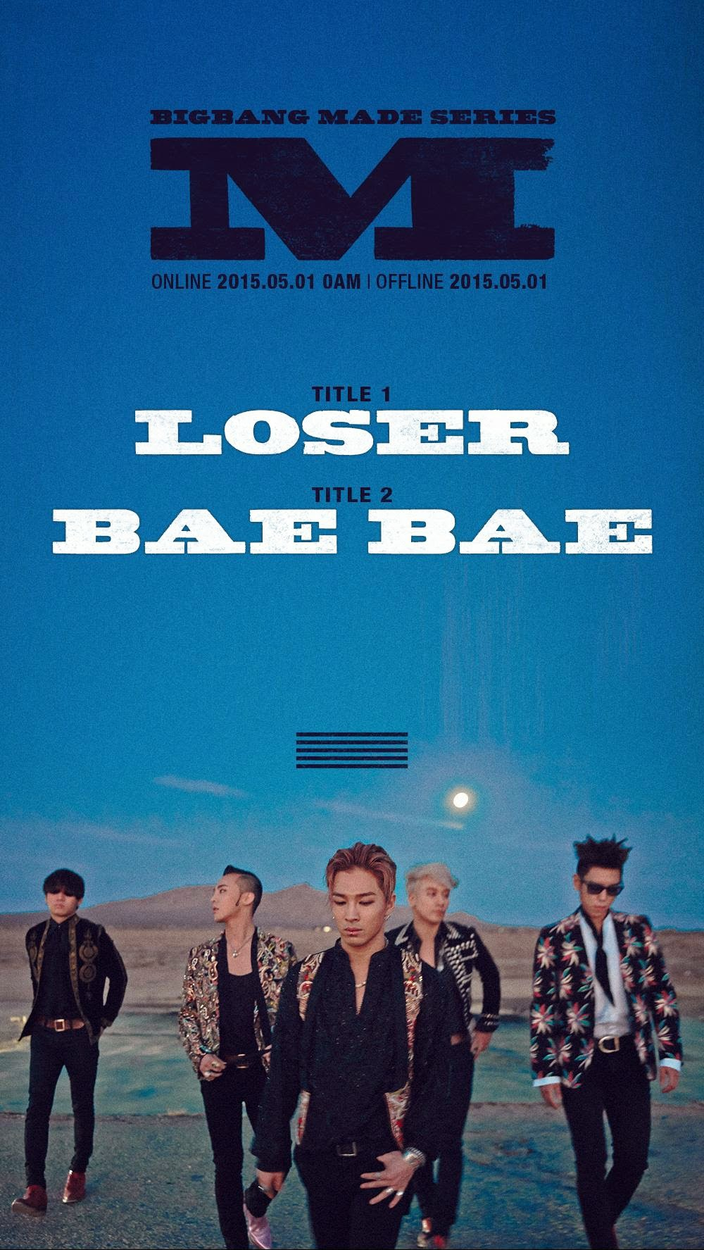 Big Bang Loser Bae Bae