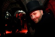 Kay Elliott: One of the UK's most iconic attractions, The London Dungeon, . (the london dungeon )