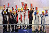 Jota Sport castiga cursa de 6 ore de la Spa la clasa LMP2, alergand cu anvelope DUNLOP