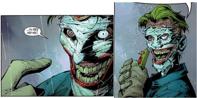 Batman Animado: Gifs a partir de las ilustraciones de Greg Capullo