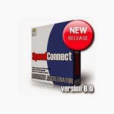 تحميل برنامج تسريع النت speedconnect internet accelerator 8.0