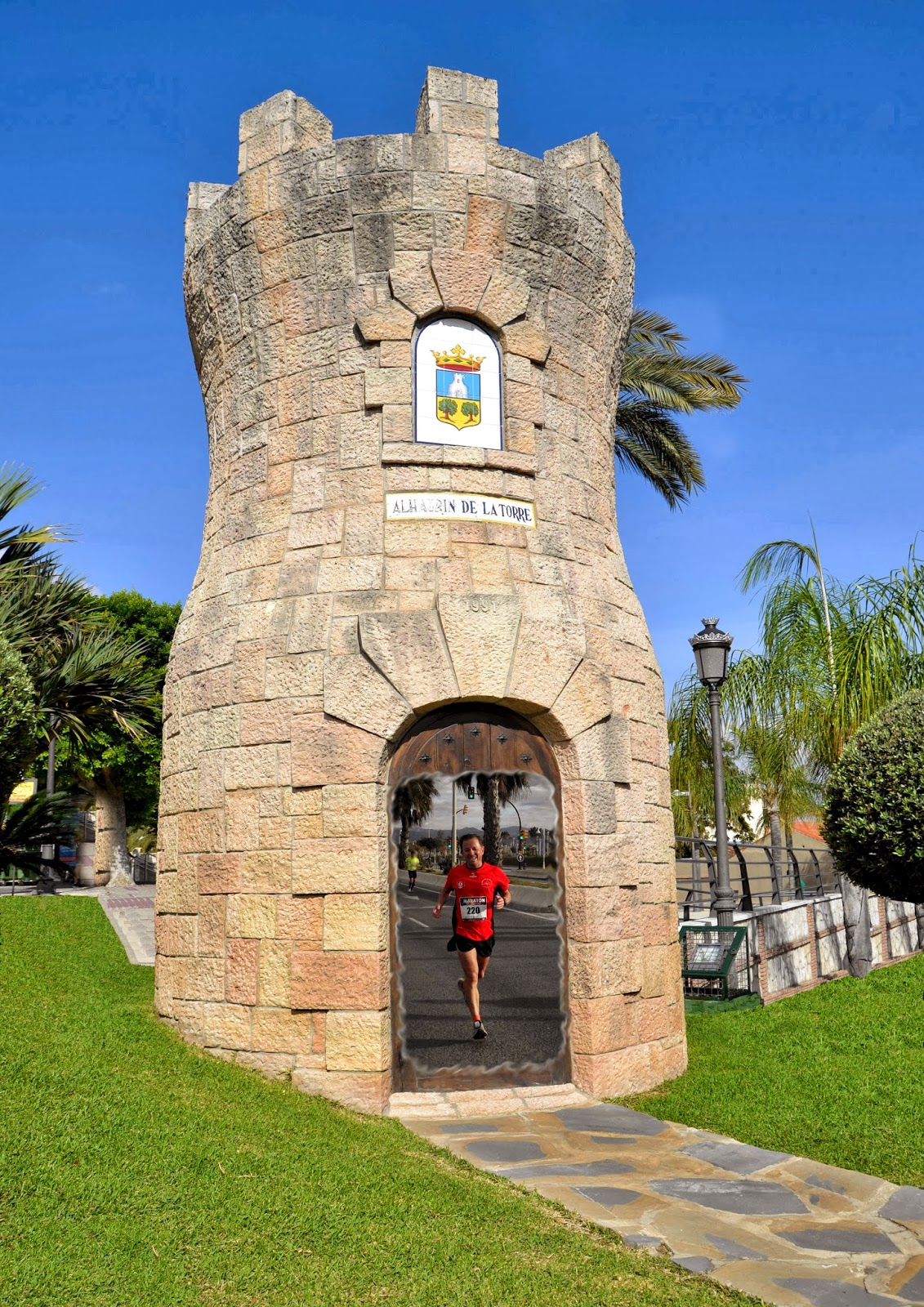 Carrera popular y media marat n alhaur n de la torre for Jardin oriental bienquerido alhaurin de la torre