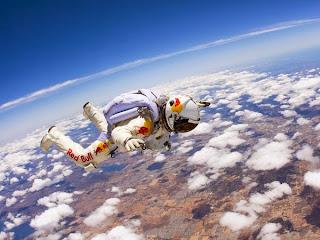 El salto desde la estratosfera de Baumgartner supone la ruptura de un límite que, en unos años, tendrá su aplicación en nuestra vida cotidiana