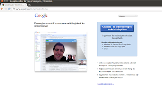 Google Talk Plugin telepítése