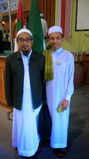 Ustaz Zulkifli Baitul Qurra' Melaka