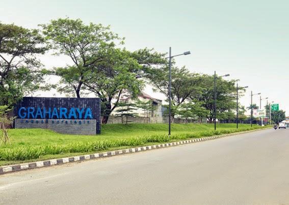 Graha Raya Bintaro Perumahan baru di Tangerang