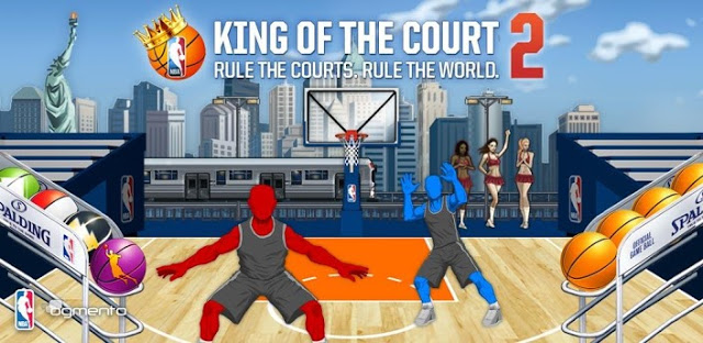 NBA: King of the Court 2 Apk Game v1.4
