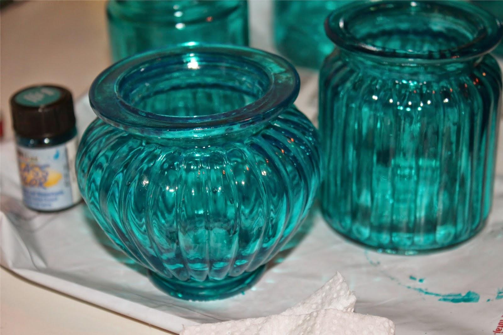 DIY Vintage Vase