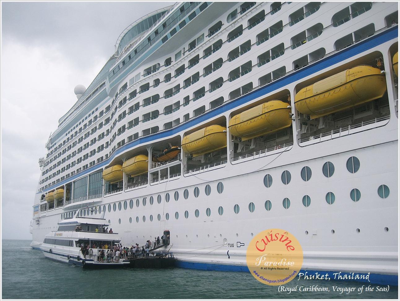 Royal Caribbean Cruise From Singapore To Phuket Body  Punchaoscom