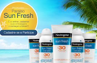 "Promoção ""Paraíso Sun Fresh"""