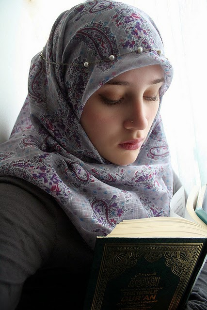 Latest Fashion Trends OF Hijab 2014-2015 For Beautiful ...