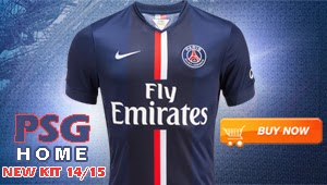 jersey grade ori paris saint germain