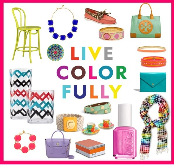live colorfully everywhere with - photo #34
