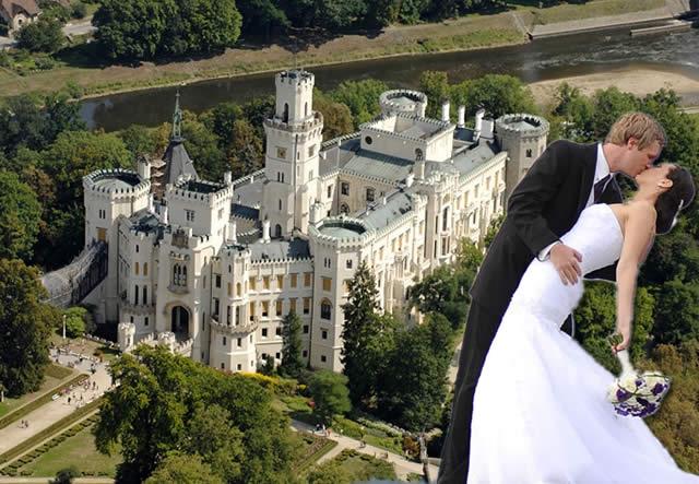 Hluboka Castle, Czech Republic - Zámek Hluboká
