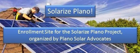 Solarize Plano!