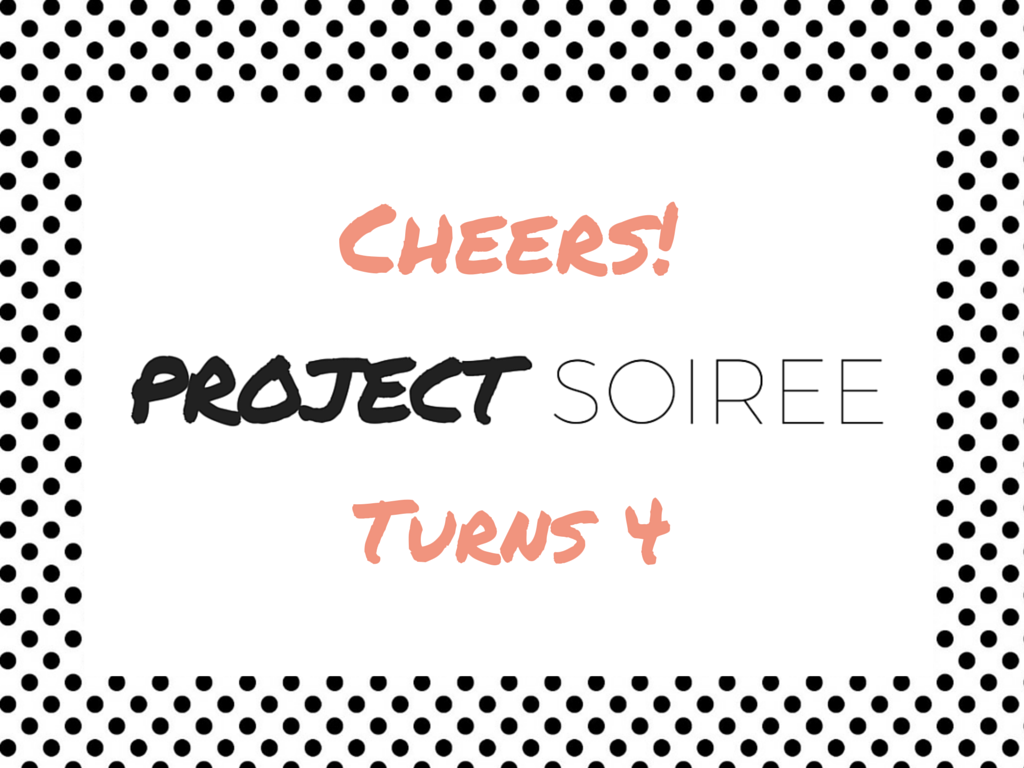 Project Soiree, Cheers, Birthday, Anniversary