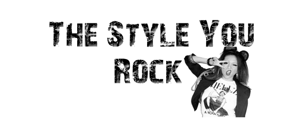 The style you rock
