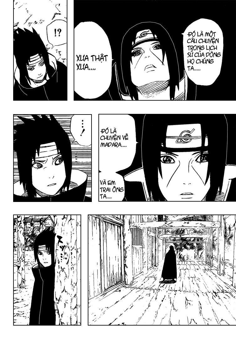 Naruto chap 386 Trang 4 - Mangak.info