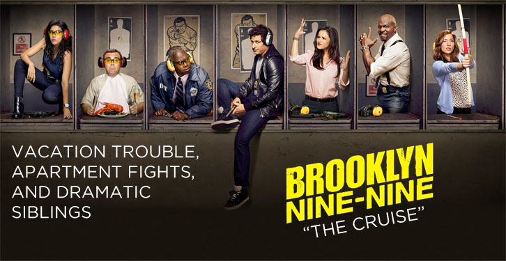 Brooklyn Nine-Nine - The Cruise - Review