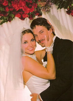 britney spears Marriage
