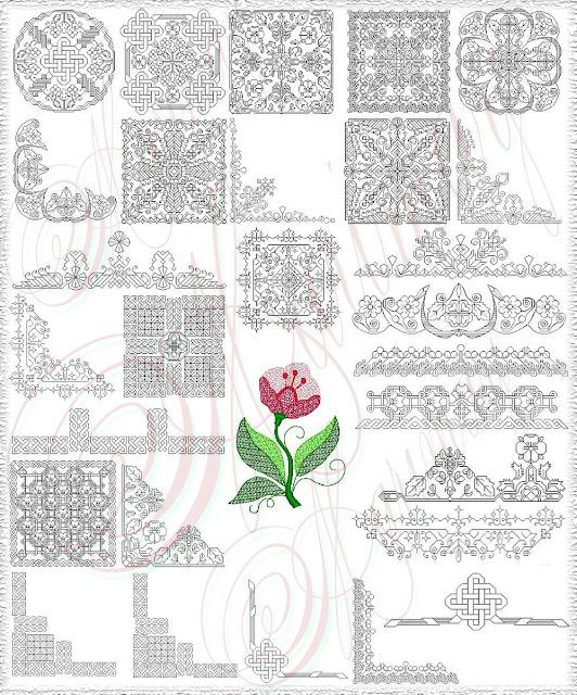 Помогите создать дизайн машинной вышивки - Клуб Осинка 9