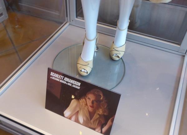 Scarlett Johansson Hail Caesar movie shoes
