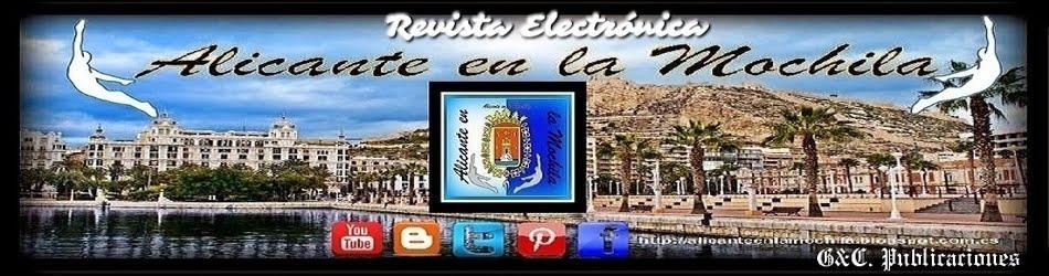 Alicante en la Mochila