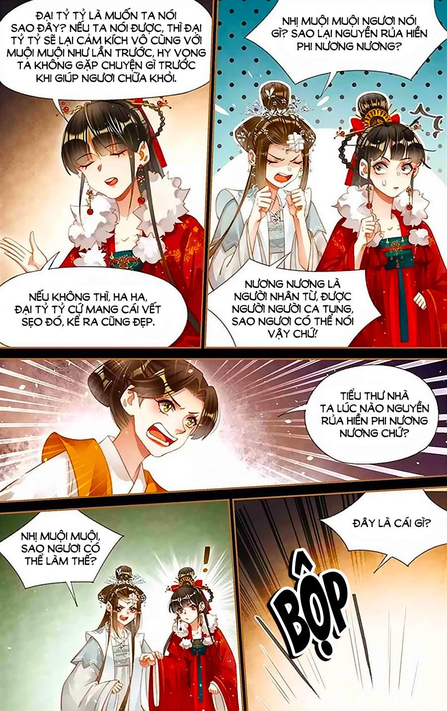Thần Y Đích Nữ chap 192 - Trang 7
