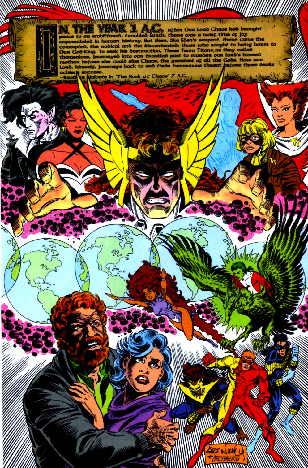 Deathstroke (1991) Issue #14 #19 - English 2