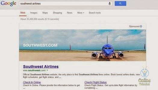 google banner reklam modeli google arama motoru