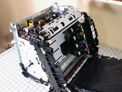 laser printer without the cases