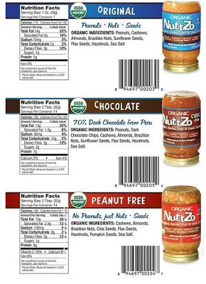 NuttZo Organic Seven Nut and Seed Butter