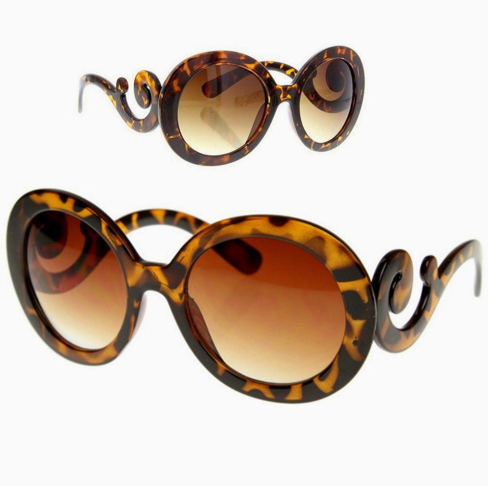 swirl sunglasses
