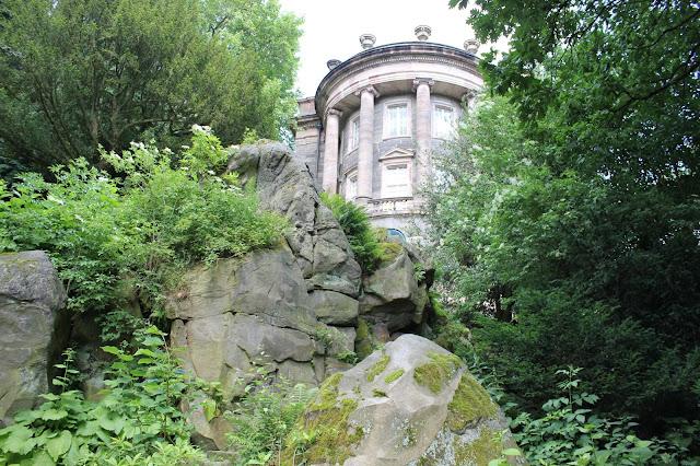 Kassel Wilhelmshöhe Bergpark