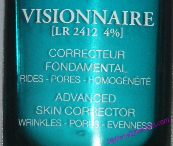 Lancome Advanced Genefique Youth Activating Concentrate review, comparison vs Visionnaire serum