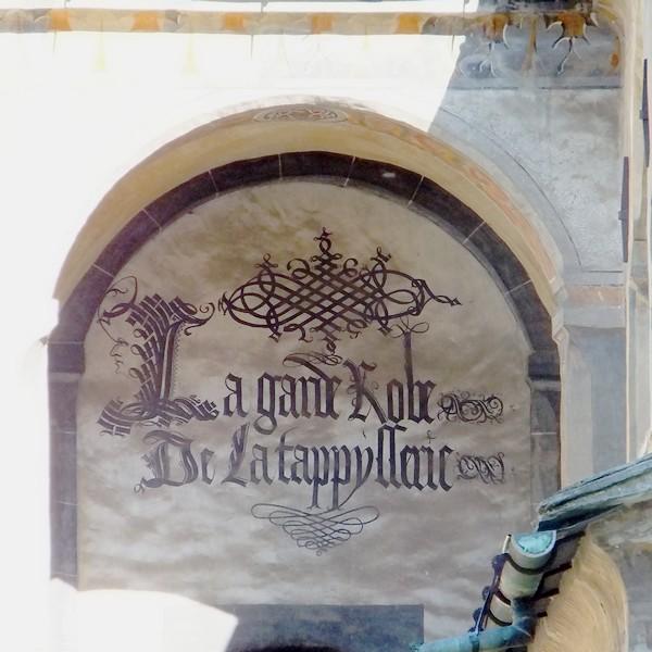 aoste aosta italie vallée val château issogne
